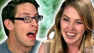 Americans Try Absinthe For The First Time