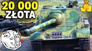 CZOŁG PREMIUM ZA 20 000 ZŁOTA - World of Tanks