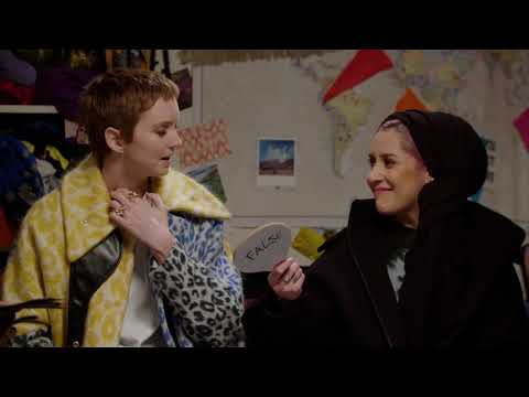 Gender   'In My Personal Space' Feat. Lily Cole, Sid & Dina   #CreatorsforChange
