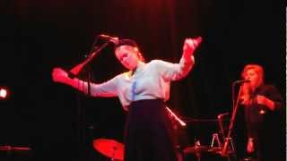 Ane Brun - The Light From One - Live