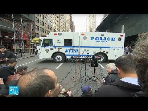العرب اليوم - طرود مشبوهة تستهدف باراك أوباما وهيلاري كلينتون ومبنى
