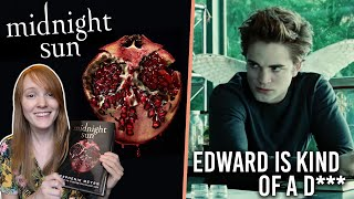 MIDNIGHT SUN is a work of ART | Twilight from Edward's POV Explained
