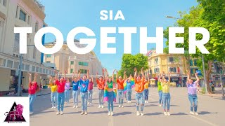 [LGBT PRIDE] Sia - Together Dance Choreography By B-Wild From Vietnam| Dancing In Public