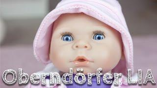 """Puppe """"Oberndörfer Lia"""" - Vorstellung"""