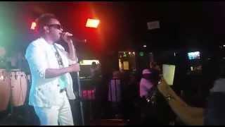 Video El Blue Agabe (En Vivo) de Amarfis y  Su Banda Atakke