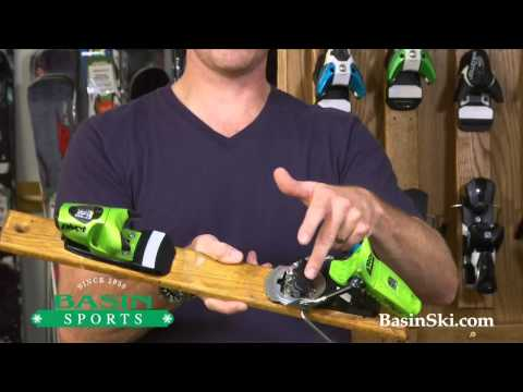 Look/Dynastar Pivot 14 Wide Ski Binding 2014 Binding 2014 Review