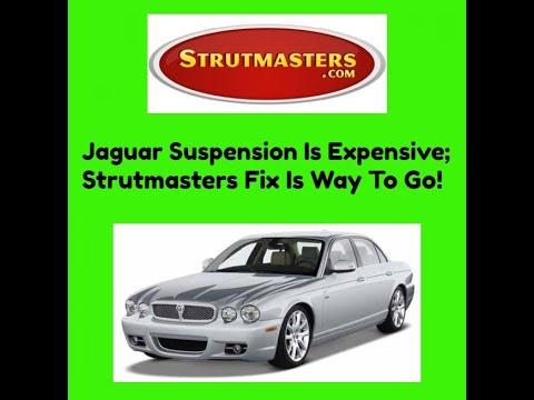 Jaguar Commercial For Strutmasters