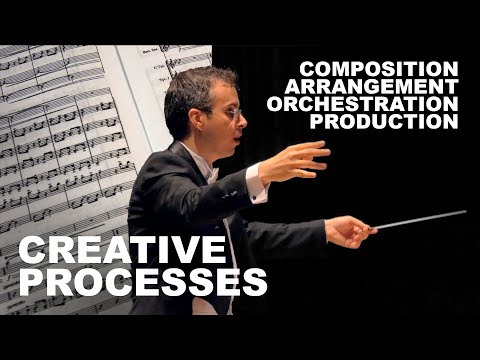 Creative processes in composition, arrangement, orchestration and music production   Online course