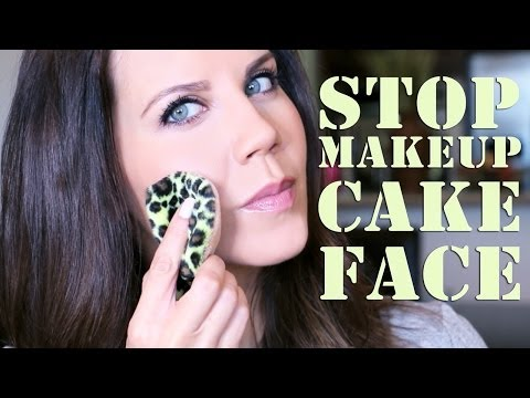 STOP MAKEUP CAKE FACE | Tip Tuesday #36
