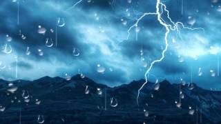 EPIC THUNDER & RAIN Rainstorm Sounds