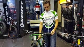 Видео: Основные настройки амортизационной велосипедной вилки