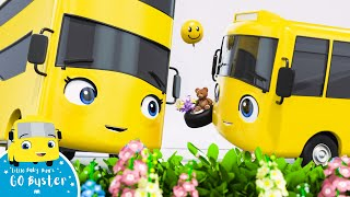 Mother's Day - Go Buster | BRAND NEW | Cartoons For Kids | Bus Videos For Kids | Little Baby Bum