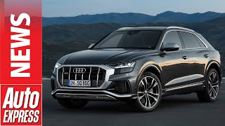 Audi SQ8 2019 - dabar