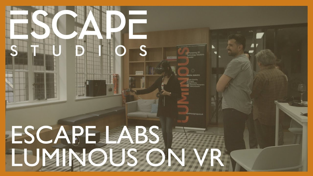 Escape Labs - Luminous on VR