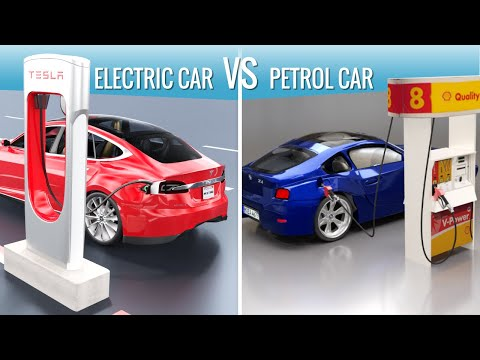 Watch Electric vs. Petrol