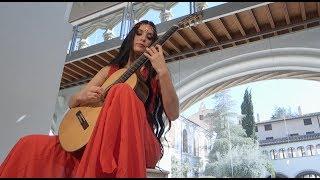 Capricho árabe by Francisco Tárrega - Isabel Martínez, guitar
