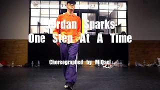 "MiQael""Jordin Sparks/One Step At A Time""@En Dance Studio SHIBUYA"