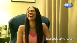 Alesha Dixon Tells The RSPCA Her Favourite Animal Joke - Video 3 Of 4