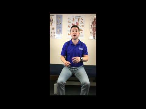 Video Blogs by Tom Shennan, Sports Physiotherapist