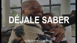 Maluma   Déjale Saber (LETRA OFICIAL)