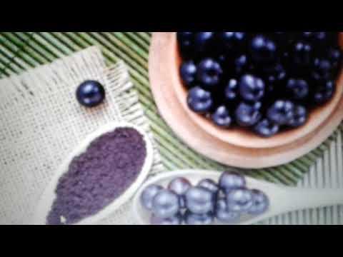 Ягода асаи - полезные свойства, применение, противопаказания.
