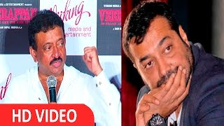 Anurag Kashyap Hates All My Films Ram Gopal Varma