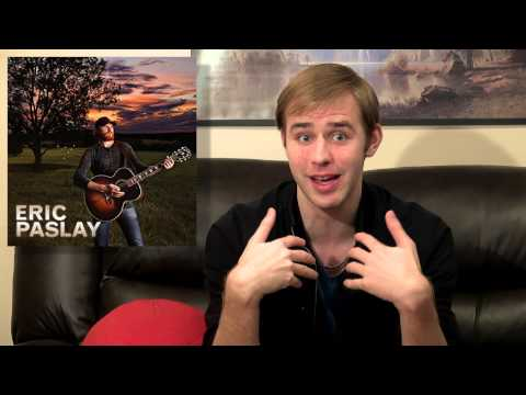 Eric Paslay – Eric Paslay – Album Review