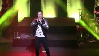 Joe McElderry - Love Is War - Evolution Tour - Wakefield