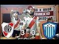 River 3 Argentino De Merlo 0   Reacciones De Un Hincha De River   Copa Argentina 2019 32vos