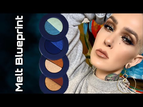 Pressed Pigment by melt #11