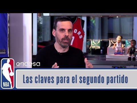 RAPTORS - WARRIORS: LAS CLAVES DEL SEGUNDO PARTIDO