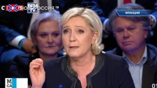 Новые президентские дебаты во Франции