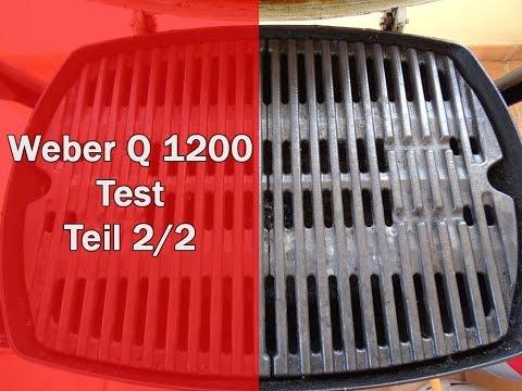 Weber Gasgrill Q1200 Test : ᐅᐅ】gasgrill weber q mit rollwagen tests produkt