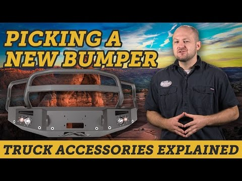 Buying a New Bumper for Your Truck or Jeep? Watch this first | Truck Accessories Explained
