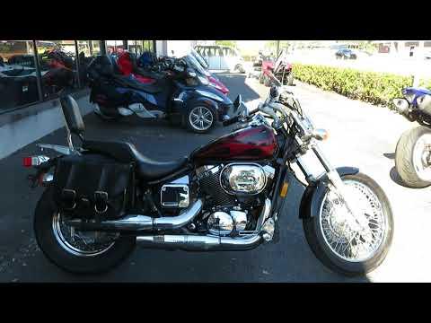 2005 Honda Shadow Aero® 750 in Sanford, Florida - Video 1