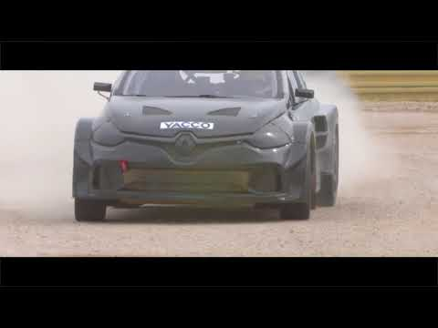 Rallycross 2018 : Fabien Chanoine, le retour...
