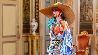 Dolce&Gabbana Alta Moda, Palazzo Dolce&Gabbana, July 2020