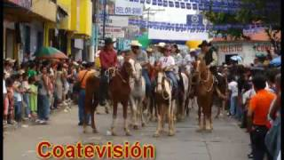 preview picture of video 'Desfile Hípico de la Feria de Verano 2008 Coatepeque Guate'