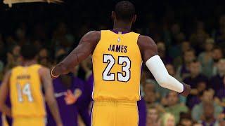 NBA 2K19 Gameplay.