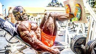SUPER-PUMPED LEG WORKOUT (World Gym Oxnard)
