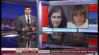 David and Louise Turpin sentenced to life (USA) - BBC News - 19th April 2019
