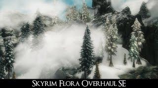 Skyrim Special Edition Mods - Skyrim Flora Overhaul SE (PC).