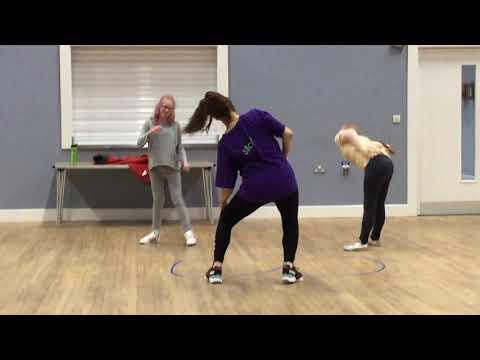 Magpie Dance Video #4