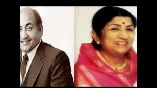 Mohammed Rafi and Lata Mangeshkar Songs - Part 2/3 (HQ