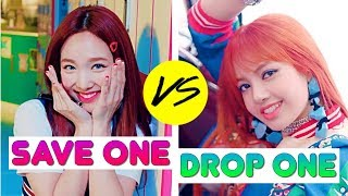 KPOP: SAVE ONE DROP ONE (GIRLGROUP EDITION)