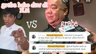 Francis Leo Marcos vs Manuel Majorada / Grabeng  Sagutan
