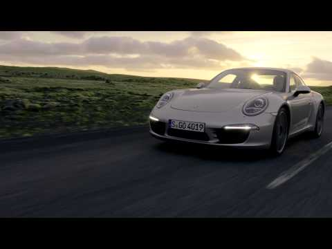 2012 Porsche 911 (991) revealed - offcial trailer