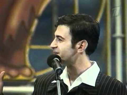 КВН Высшая лига (1997) Финал - Новые армяне - Капитанский