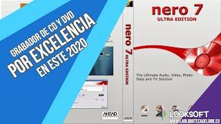 DESCARGAR NERO 7 ULTRA EDITION STARSMART FULL ESPAÑOL 1LINK