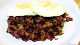 Homemade Corned Beef Hash (Low Carb Recipe)